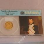 20 франков 1811 года. Золото. Наполеон