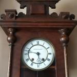 Часы настенные Павел Буре. В отличном состоянии. На ходу. Ключ родной.
