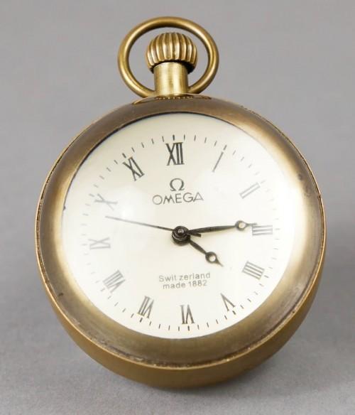 Настольные часы Omega/Switzerland made 1882