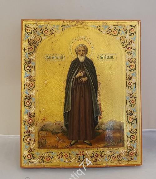 Икона Святой Михаил Клопский