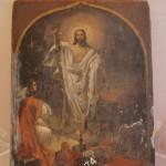 Икона Воскресение Господне. Большая