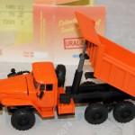 грузовик Урал - 55571. в родной коробке. Моделька. 1:43
