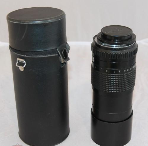 Объектив Телеар Н 3,5- 200