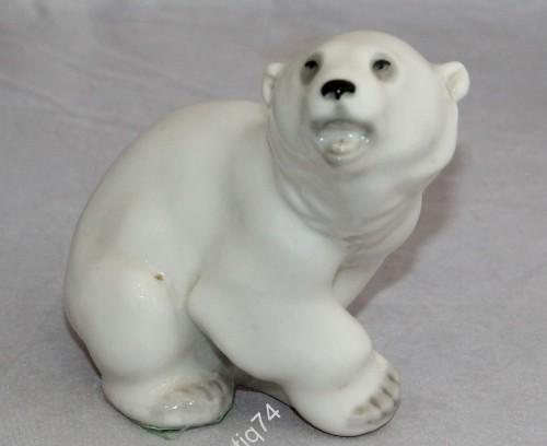 Белый медведь. ЛФЗ