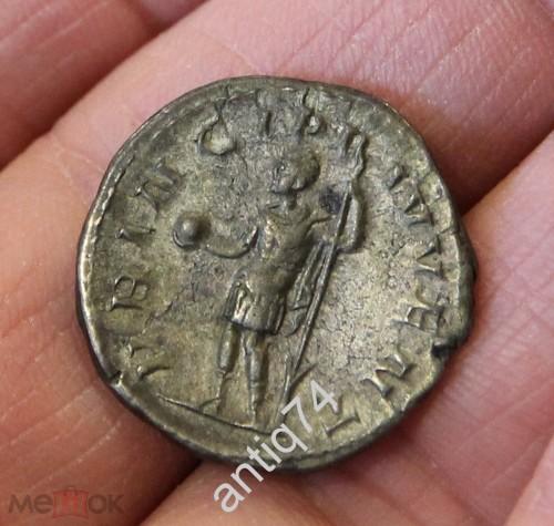 Антониниан, денарий. Филипп старший. 244-249 гг. н.э.