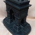 Триумфальная арка. Настольное украшение с секретом. Бронза. До 1917г.