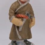 Мальчик дровосек. 1954 год. Песочное. 1 сорт