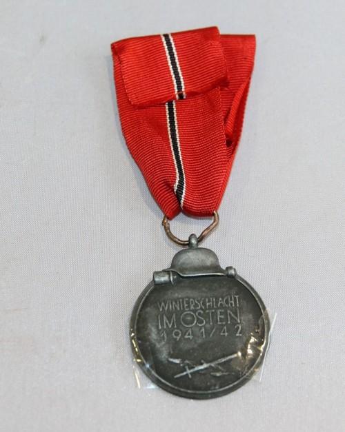Медаль за зимнюю кампанию 1941г, мороженое мясо. 3й рейх