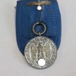 Медаль 4 года выслуги в рейхе. 3й рейх