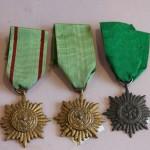 Медаль для восточных народов. Власовцы. Три степени. 3й рейх.