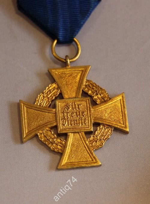 Крест за службу в полиции 1 ст.. 3й рейх