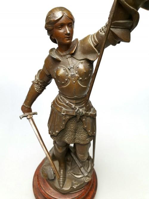 Жанна Д*Арк по модели Луи-Огюста Моро. Н-53 см