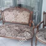 Старинный гарнитур. Диван и кресла