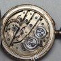 Часы карманные трехкрышечные «Павел Буре» в серебряном корпусе Серебро 84 пробы
